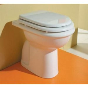 Axa Clivia Toilet Seat and Cover this Toilet Seat has been discontinued wood Coated
