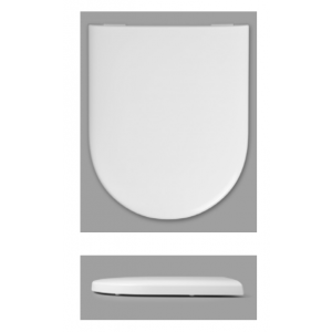 Tube SoftClose  J9 Soft Close Toilet Seat and Cover with Fittings