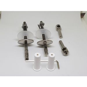 Ideal Standard Playa Toilet seat Hinges T2956BJ  Contour 21 Integrated Seat Hinges