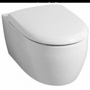 Keramag: 4U Toilet Seat and cover 574400000