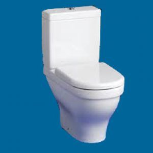 Ideal Standard Washpoint Toilet seat and cover Standard close R392201 with Fittings