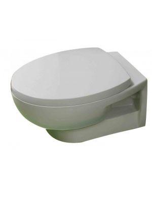 Hatria Erika Toilet Seat and cover soft close